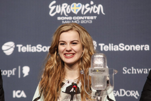 Small big emmilie de forest eurovision sweden 2013 press nportal.no
